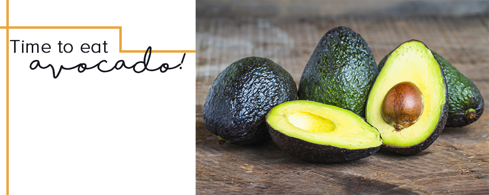 Why should you eat avocado?