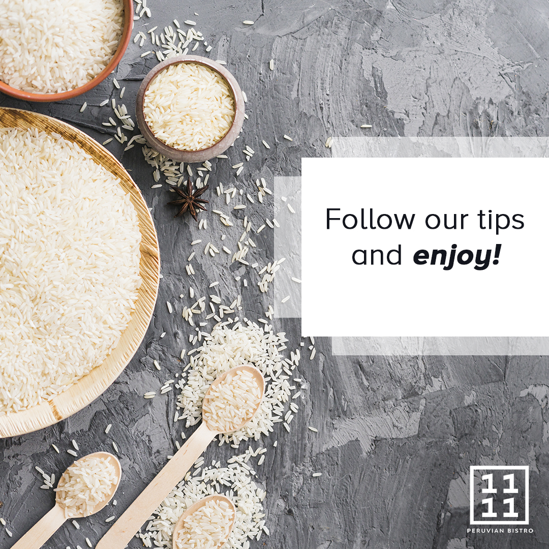 Tips to learn how to cook rice